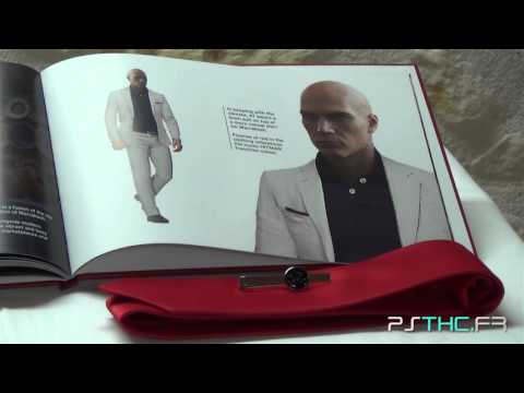 Unboxing Hitman - Edition collector