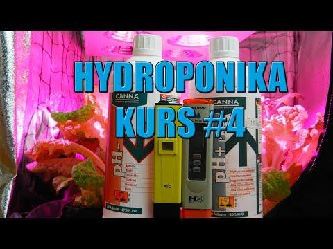 Hydroponika Kurs #4 Jakie PH ?
