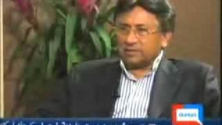 1/5 (Complete) Najam Sethi - Musharraf interview - Dunya News - June 26, 2009