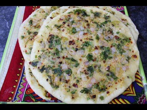 Pyaaz Ka Spicy Paratha (Onion Paratha) Recipe By AAmna's Kitchen