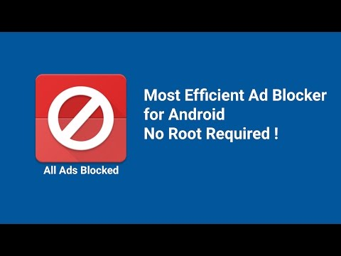 Block All Ads on Android Without Root