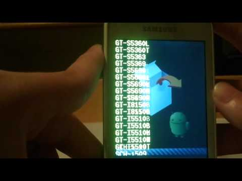 How To Root Galaxy Mini GT-S5570 [Work 100%][2013]