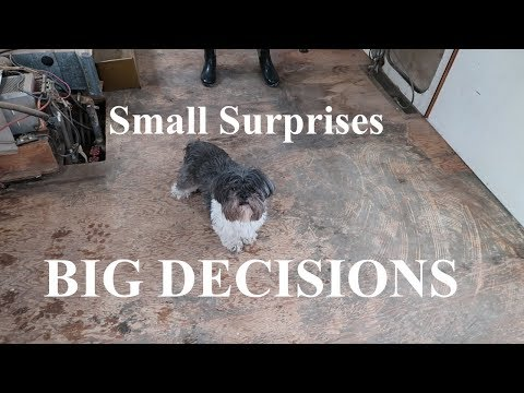 Living in an Airstream - Finding Water Leaks and Making Decisions... - Journal 13 - S2E43