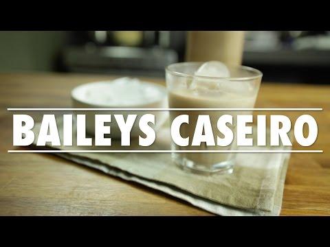 Como Fazer Licor de Creme Irlandês Caseiro (Baileys Irish Cream)