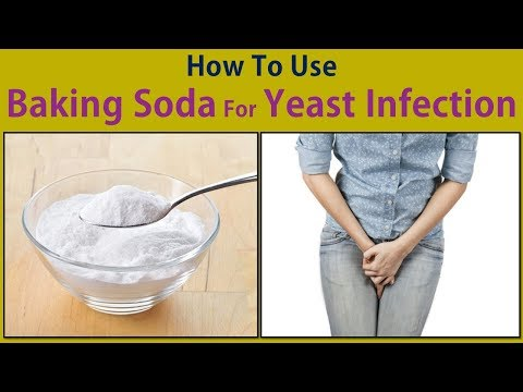 How To Use Baking Soda For Yeast Infection - Stop Yeast Infection With Baking Soda - 100% Works