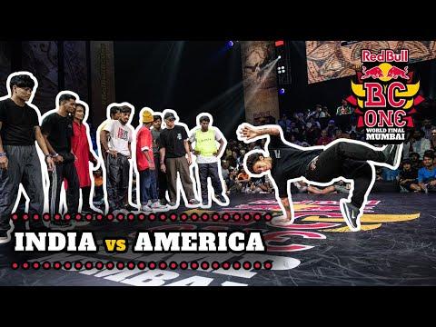 Xxx Mp4 Team India Vs Team America Continent Battle Red Bull BC One World Final Mumbai 2019 3gp Sex