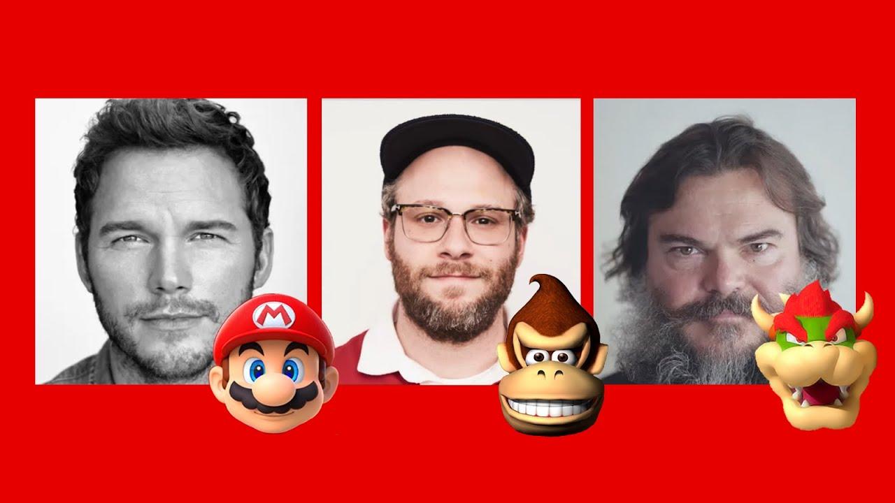 America Recasts the Mario Movie