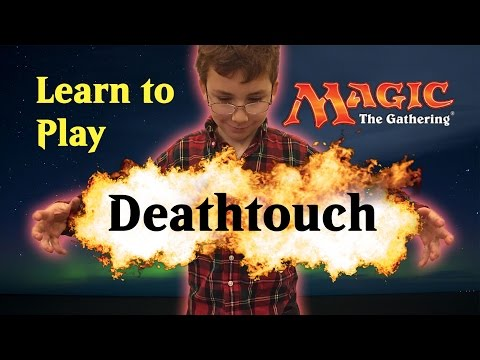 Learn Magic the Gathering Deathtouch