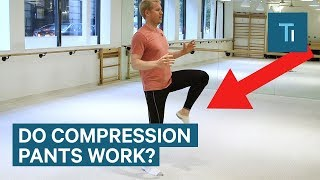 How Compression Pants Work And Why They Are So Popular