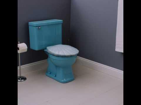 Time to Upgrade - Toilet