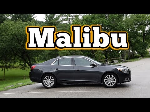 Regular Car Reviews: 2014 Chevrolet Malibu LT