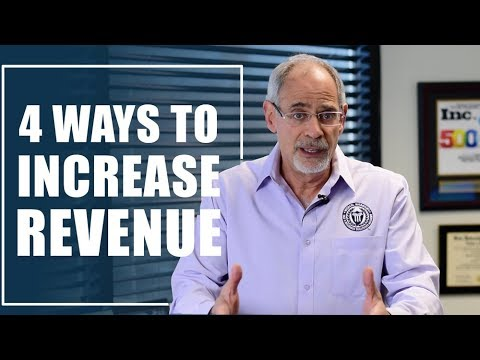 4 Ways to Increase Revenue for Tax Professionals