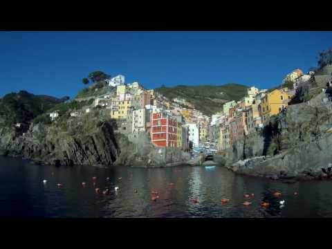 One perfect day in Riomaggiore (Cinqueterre)