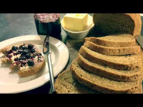 The Best Homemade Bread Recipe-Treacle Bread using a Panasonic SD-ZB2502