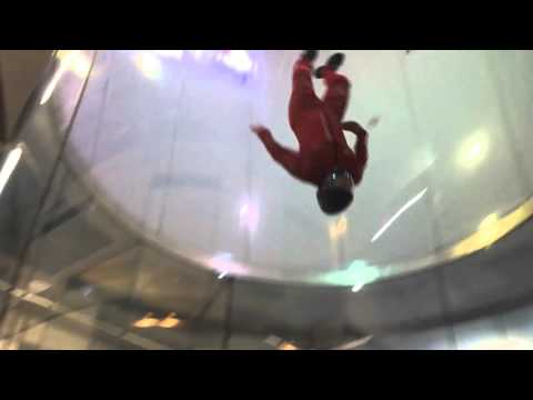 iFLY instructor