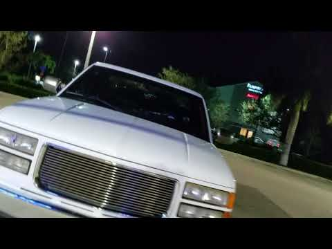 Junk truck robbery