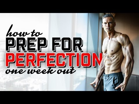 HOW TO PREP FOR PERFECTION - THE LAST WEEK BEFORE A SHOOT