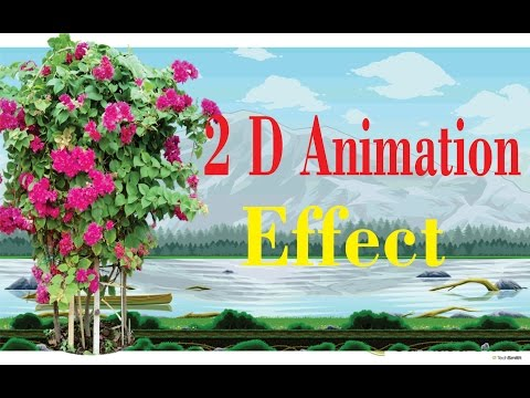 powerpoint ||Create 2 D Animation in power point || How to make a video in power point