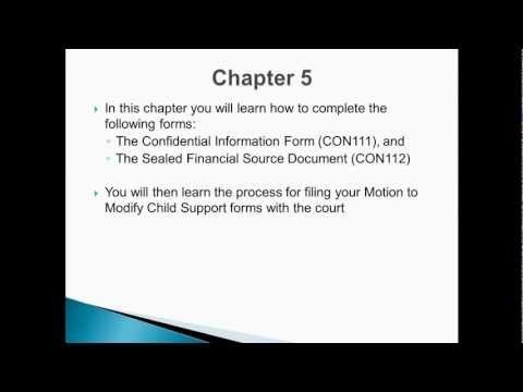 Chapter 5 - Finishing Steps