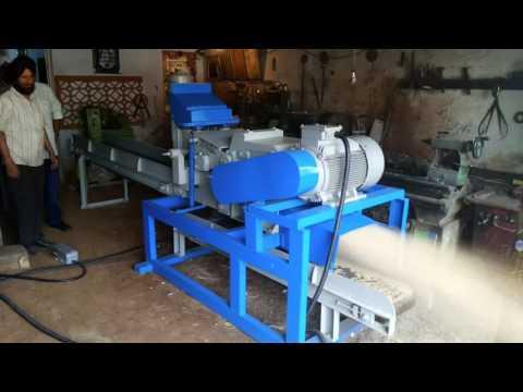 Wood Sawdust Machine Mob:-+ 91 9417302644