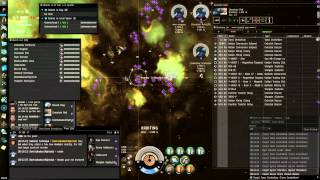 Incursions in null sec with Drakes and Ospreys part 2