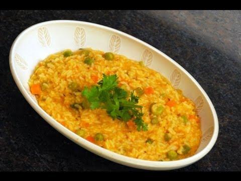 Masala Vegetable Khichdi | Sanjeev Kapoor Khazana