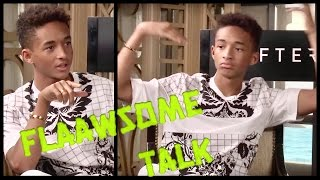 This is why Jaden Smith keeps his inner circle tight as a cherio (and what girls he would date)