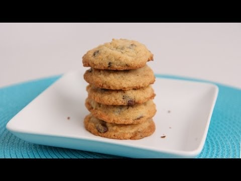 Coconut Chocolate Chip Cookies Recipe - Laura Vitale - Laura in the Kitchen Episode 544