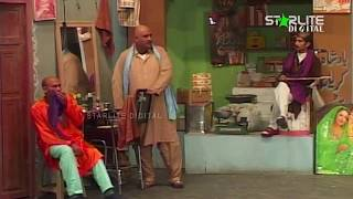 Amanat Chan New Pakistani Stage Drama  Kali Chader  Full Comedy Clip