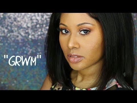 GRWM 🍑(Makeup Only)