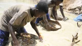 Diamond Mining in Sierra Leone
