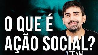 MAX WEBER: AÇÃO SOCIAL | Prof. Leandro Vieira