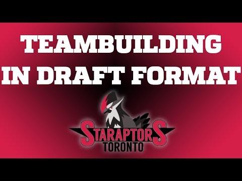 Teambuilding in Gen 7 Pokemon Draft (GBA) Format: How I Build My Teams!