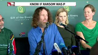 Stephen McGown speaks about loss and fear during his hostage life