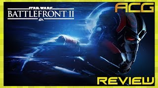 """Star Wars Battlefront Ii Review """"buy, Wait For Sale, Rent, Never Touch?"""""""