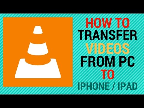 How To Transfer Videos From PC To Iphone / Ipad / Ipod The Easy Way / 2016