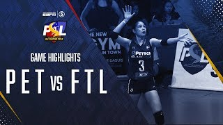 Highlights: Petron vs. F2 Logistics | PSL All-Filipino Conference 2019
