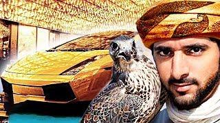 #x202b;شاهد كيف ينفق أمير دبي ملياراته؟#x202c;lrm;
