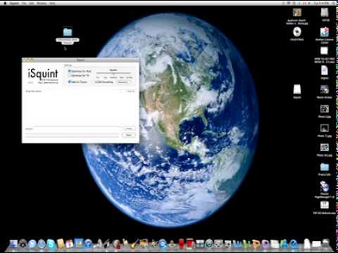 How to Put DVDS Onto Itunes (Mac)