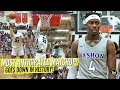 THE SELF LOB DUNK THAT SHUT THE GYM DOWN HOODIE RIO VS EJ LIDDELL IN FRONT OF SOLD OUT CROWD