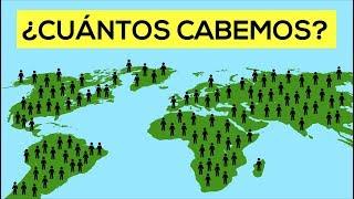 ¿Cuántas personas CABEN en el mundo? [PyR]