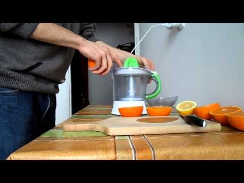 Orange and Lemon Juice Recipe