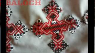 Balochi Doch -- Balochi Embroidery dresses P1