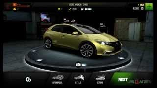 Fast & Furious 6: The Game - Gameplay Android HD (HTC Evo 3D)