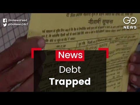 Farmers In A Debt Trap