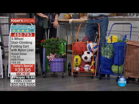 HSN | HSN Today: Home Solutions 09.07.2016 - 08 AM
