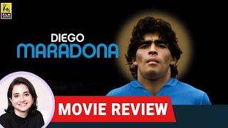 Diego Maradona | Movie Review by Anupama Chopra | Asif Kapadia | Film Companion