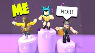 DANCE OFF AGAINST YOUTUBERS! (Roblox)