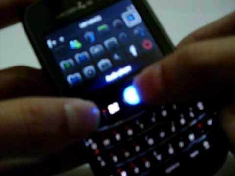 Blackberry 9000 Replica TRACKBALL Bold & Tour Look Alike from Di Mobile