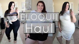 Try On Haul: ELOQUII